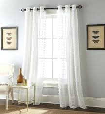 single panel curtain. Panel Curtains Ideas Window Curtain Panels Rosette Narrow Single