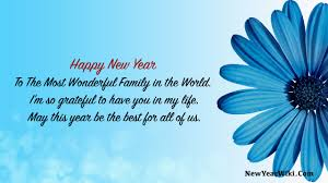 The new year is as good a time to reset and refocus on priorities. Happy New Year Family Quotes 2021 New Year Wiki