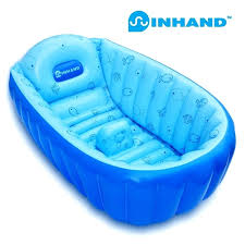portable bath spas brand thick baby spa folding portable bathtub inflatable bath tubs for kids gift