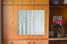 i ll show you how to etch glass door panels for your home kitchen