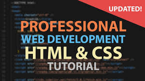 Practical Web Design For Absolute Beginners Html Css Tutorial For Beginners Web Development Tutorials For Beginners