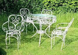 cast iron outdoor table cast iron patio furniture wrought iron outdoor furniture patio white cast iron