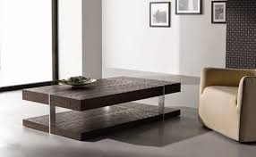This rustic coffee table is a storage haven for any farmhouse styled decor. 19 Stylish Wood Coffee Table Designs For Minimalist Living Room Home Design Kitchen Decor Ideas