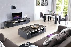 tv stand and coffee table set coffee table stand combo absurd interior design 1 glass tv