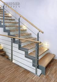 Entdecken sie unsere treppen aus holz und stahl und verwirklichen sie ihren treppentraum mit einer treppe von treppenmeister. Stahl Holztreppen Von Krieger Treppen