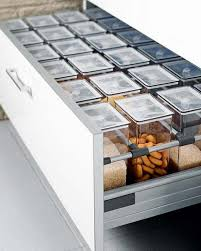 Great Food Storage Drawers 25 Modern Ideas To Customize Kitchen Cabinets  Storage And