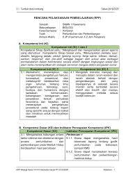 Download rpp biologi kelas xii kurikulum 2013 sma/smk revisi 2021 terdapat beberapa kelompok mata pelajaran wajib yaitu kelompok a dan. Rpp Pertumbuhan Dan Perkembangan Kd 3 1 Dan 4 1