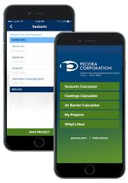 Coating Sealant Air Barrier Calculator