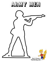 Easy Army Coloring Pages Printable Educations For Kids