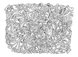 Small Picture Psychedelic coloring pages printable ColoringStar