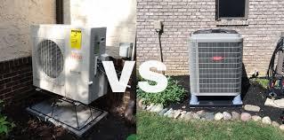 hvac package unit vs split system. Perfect System Ductlessvsheatpump1 To Hvac Package Unit Vs Split System