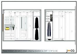 Master Bedroom Walk In Closet Dimensions Bedroom Closet Dimensions