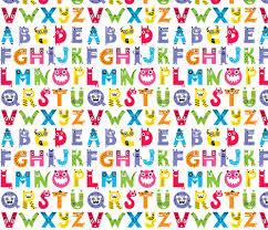 Alphabet Pattern