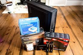 Enough Of This Console Nonsense It's Time To Put A Gaming PC In My Interesting Living Room Pc