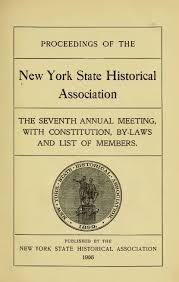 Pell Chart 1718 1906 Proceedings Ny Hist Asoc