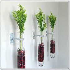 glass wall vases for flowers marvelous vase wall sconce glass wall vase sconce home design ideas glass wall vases