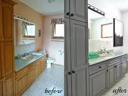 Melamine Kitchen Cabinets Diy Painting Kitchen Cabinets Before And After Painting Melamine