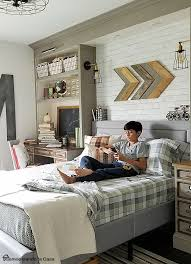 Easy Teenage Bedroom Ideas 2