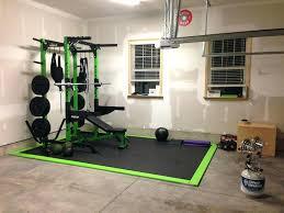 gym in garage ideas the most setup at home google search home gym inside home gym equipment list ideas diy garage gym ideas