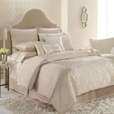 pintuck comforter set kohl 39 elegant and cozy atmosphere beige bedding sets