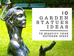10 garden statues ideas to beautify