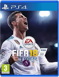 SONY - FIFA 18 ps4 game