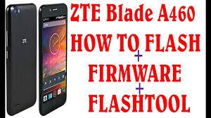 ZTE Blade A460 HOW TO FLASH Unbrick + ...