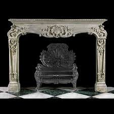 antique stone fireplace mantels. a louis xv rococo style antique stone fireplace mantel mantels e