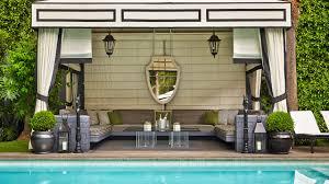 resort photo gallery viceroy santa monica recline in luxury poolside at viceroy santa monica