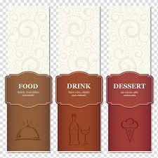 Food Drink And Dessert Menu Drink Hotel Gratis Restaurant