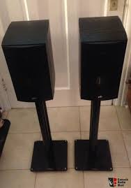 speakers in target. psb alpha b1 bookshelf speakers with target stands in