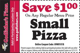 godfather's pizza coupons 2016