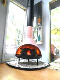 modern fireplaces for retro mid century mod pink black small residence electric fireplace style custom vintage electric fireplace