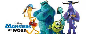 """Monsters at Work"""": Teaser-Trailer zur ..."""