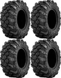 Atv True Tire Height Chart Details About Four 4 Sedona Buck Snort Atv Tires Set 2 Front 25x8 12 2 Rear 25x10 12
