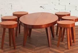 vintage 70s furniture. 70\u0027s Coffee Table And Stools. Vintage 70s Furniture H