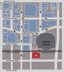 Diamondbacks Virtual Seating Chart Arizona Diamondbacks Stadium Map Map Rockabillyroundup