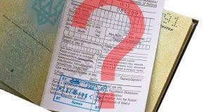 Правовой статус иностранных граждан в РФ курсовая реферат  Миграционная Карта Образец России