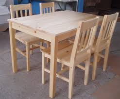 Pine Kitchen Furniture Pine Kitchen Table Awesome Pine Dining Table Interior Design For