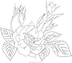 Coloriage Bouquet Fleur F Te Des Grands M Res Gratuit Ecologie