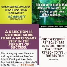 Select Quotes Select Quotes from Year To Success by Bo Bennett 7