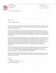 Ideas Collection Letter Of Recommendation Sample For Preschool