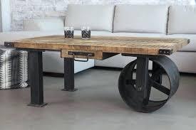 marvelous modern industrial coffee table rustic industrial furniture coffee table ideas pertaining to look plans modern