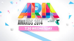 2014 ARIA Awards Connected By Telstra
