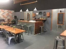 Tv studio furniture Recording Rent The Film Studio Tv Studiostagestudio Industrial Warehouse Style Bar Csun Rent Industrial Warehouse Style Bar Film Studio Tv Studiostage