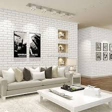 self adhensive 3d wall stickers bedroom decor foam brick