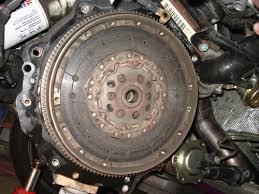 vwvortex com diy mkiv vr6 transmission removal clutch clutch disc removed