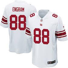 Authentic Giants Black Shop Evan Rush T-shirts - Jerseys' Womens Jerseys Engram