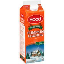Hood Light Eggnog Hood Ultra Pasteurized Pumpkin Flavor Eggnog 32 Fl Oz