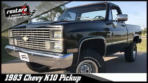 1983 Chevy K10 Shortbox 4x4